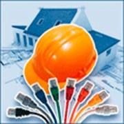 Строительство ЛКС для «домовых сетей» фото