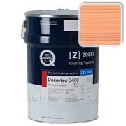 Лак фасадный Zobel Deco-tec 5400 Персик, 1 л Артикул ZWB0007.21/1 фото