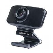 Веб-камера REAL-EL FC-250, black фото