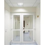 Двери  из алюминия фото