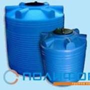 Емкость пластиковая 2000 л (ЭВЛ-2000) фото