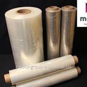 Стрейч пленка для упаковки паллет 17 мкм 500 мм намотка 2 кг