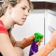 Мытье и чистка кухни фото