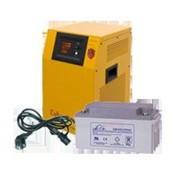 Комплект CPS 3500 PRO (2,4 кВт) + АКБ 4 шт (100 Ач) фото