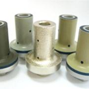 Профильные фрезы CNC A30 R5 20 Series Pos 1,2,3,4,5,6 фото