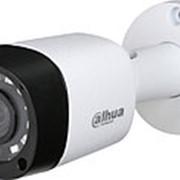 Уличная мультиформатная (4 в 1) камера видеонаблюдения Dahua DH-HAC-HFW1200RMP-0360B-S3 (CMOS 1/2.7', 1920 х 1080, FullHD, HDTVI, AHD, PAL960H)