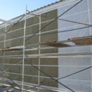 Монтаж стен и кровли из панелей типа «сэндвич» фото