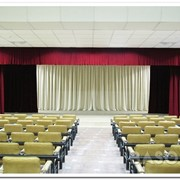 Занавес театральный- текстильные изделия фото
