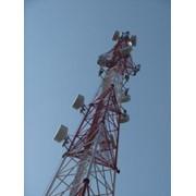 Обследование антенно-мачтовых сооружений (АМС) фото