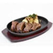 Горячие мясные блюда La Rokka
