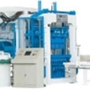 Оборудование для производства бетонных блоков QT10-15/8-15 фото