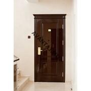 Классическая дверь MDF, арт. 76 фото