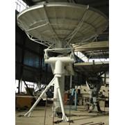 Антенная система, диаметр - 5,0 м (5m Antenna) для использования в качестве приемной или приемо-передающей антенны в составе наземных станций спутниковых коммуникационных сетей. фото
