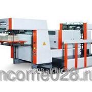Автоматическая машина для производства гофрированного картона YW-1020