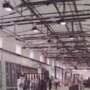 Отопление газовое лучевое тип RADI-HEAT I/15 кВт фото
