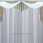Индивидуальный пошив штор классического стиля фото