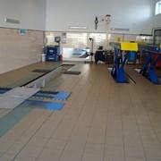Пуско-наладочные работы при поставке и установке гаражного и диагностического оборудования фото
