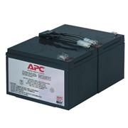Аксессуары к источникам бесперебойного питания APC Battery Cartridge #6 (RBC6) фото