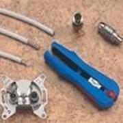 Стриппер для коаксиальных кабелей WEICON № 3 фото
