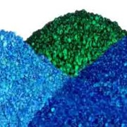 Гранулы для производства полимерных изделий фото