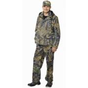 Костюм Волк летний (куртка, брюки) (ткань Алова ) КМФ Темный лес фото