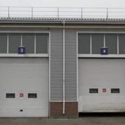 Рольставни, секционные ворота, изделия из ПВХ, алюминевые конструкции фото