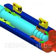 Гидроцилиндр 2КМ1000В.10.01.000 фото