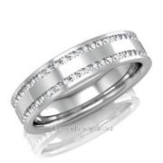 Кольца с бриллиантами A36879-1 фото