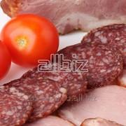 Колбасы из натурального мяса фото