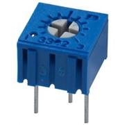 Резистор подстроечный 3362P 470K фото
