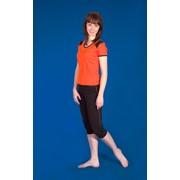 Летний спортивный костюм для девушек фото