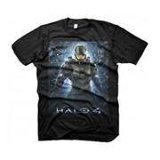 Футболка Halo 4 The Return фото