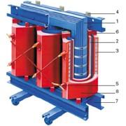 Трансформаторы мощностью от 100 до 2500 кВА с изоляцией из синтетической смолы фото