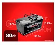 Батарея Berga Power-block 80Ah обратная полярность фото