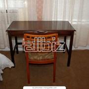 Столы,стулья. фото