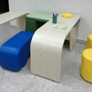 Детская офисная мебель фото