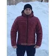 Куртка мужская зимняя облегченная фото