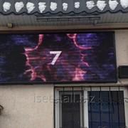 Видео строки P6 (RGB) наружного применения фото