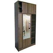 Шкаф с раздвижными дверьми ША-2/600 фото