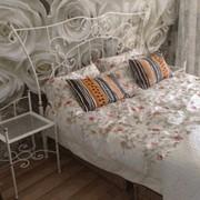 Кованные кровати фото
