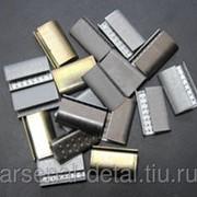 Замки пломбы для стальной упаковочной ленты фото