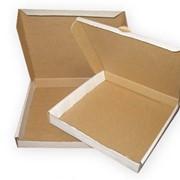 Ящики для пиццы. фото