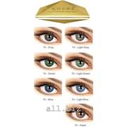 Линзы цветные Eyemed Technologies Италия ADORE Tri-tone Сила от - 16,00 до -0,25 фото