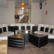 Изготовление мебели для кафе, баров, ресторанов фото