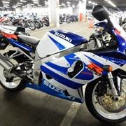 Мотоцикл спортбайк No. B5379 Suzuki GSX-R750 фото