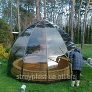 Монолитный поликарбонат бронза 5мм BORREX (Боррекс) фото