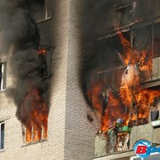 Чистка помещений после пожара в Стрежевом фото