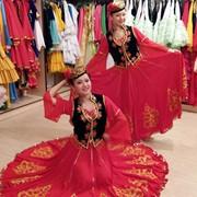 Прокат уйгурских, узбекских костюмов фото