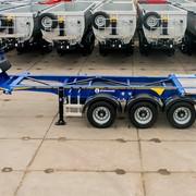 Танк-контейнеровоз 20 футов Grunwald фото