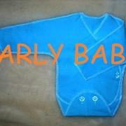 Боди для недоношенного ребенка Early baby фото